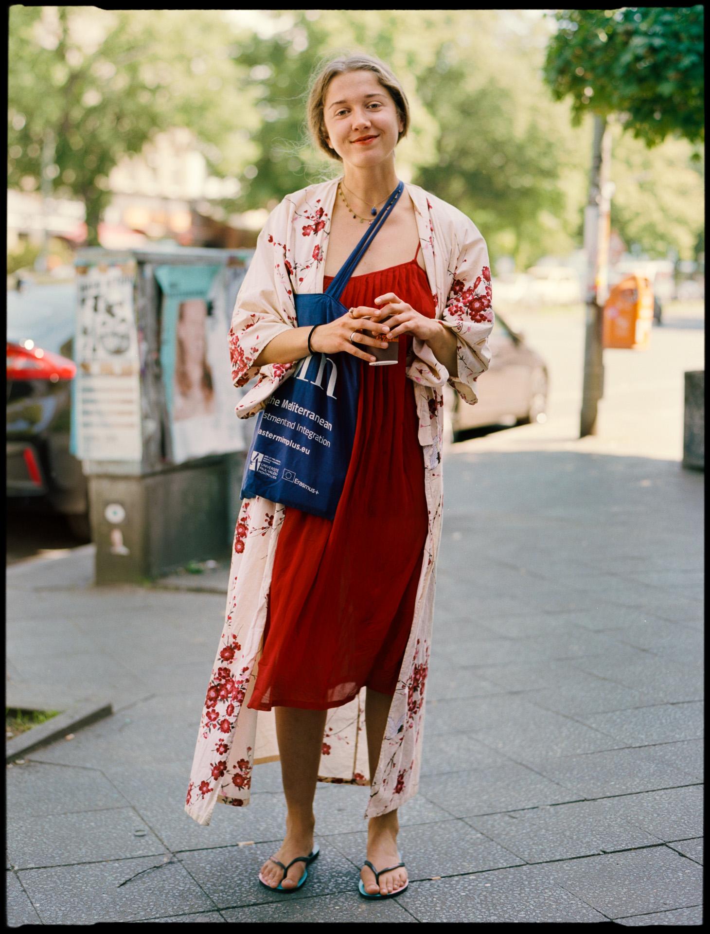 Kimono Beauty